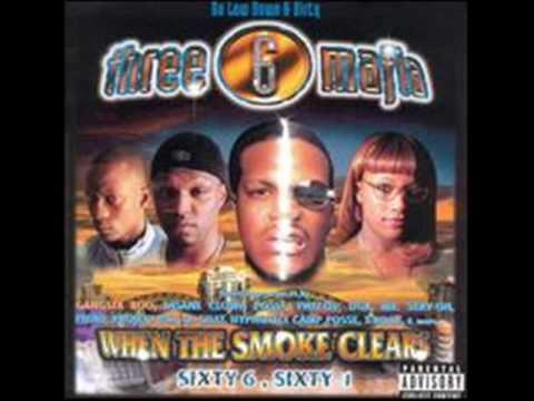 Three 6 Mafia - Act Like You Know Me (Point 'Em Out)