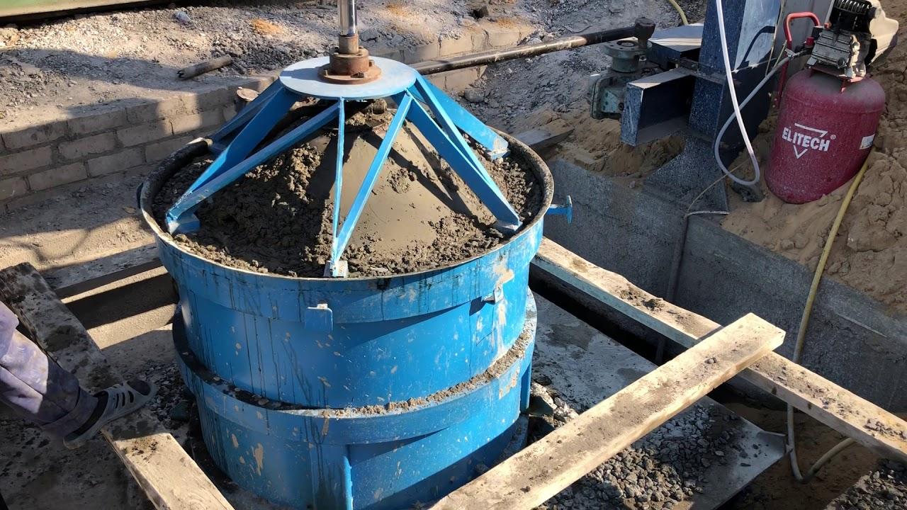 Изготовление бетон керамзитобетон дымоход