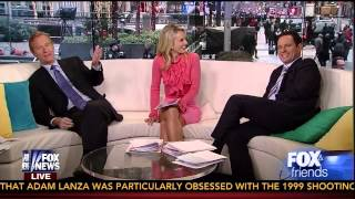 Kilmeade Makes an Offer to Heather Nauert!