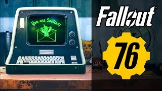 My Reaction to Fallout 76 in West Virginia and Multi player