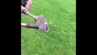 How to clean your Trowel in seconds