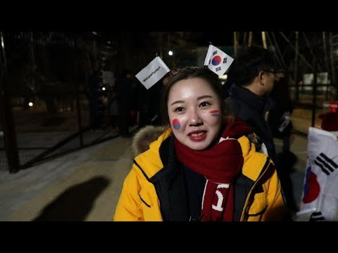 Koreans react after unified team loses