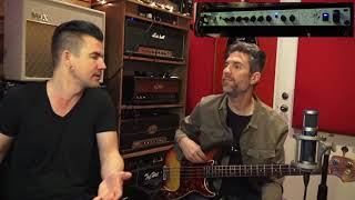 Tech 21 GED-2112 Geddy Lee Signature SansAmp with Pete Thorn