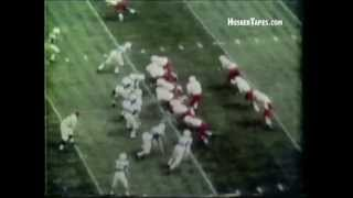 Frank Solich: 1965 Nebraska vs Air Force Highlights