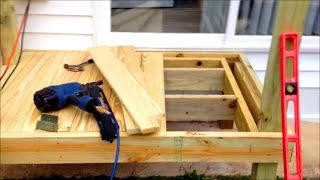 Video building a small deck - DIY tips download MP3, 3GP, MP4, WEBM, AVI, FLV Agustus 2018