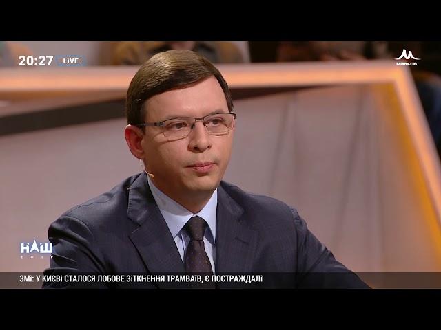 Мураев: Если Зеленский будет вести разумную политику, я буду голосовать за его инициативы