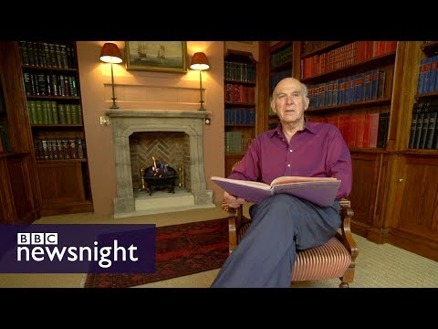 Political Bedtime Stories: Vince Cable - BBC Newsnight