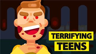 Terrifying Teens Who Killed in Cold Blood
