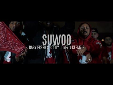 SuWoo - Baby Fresh ft. Scody Jonez & Keemzie