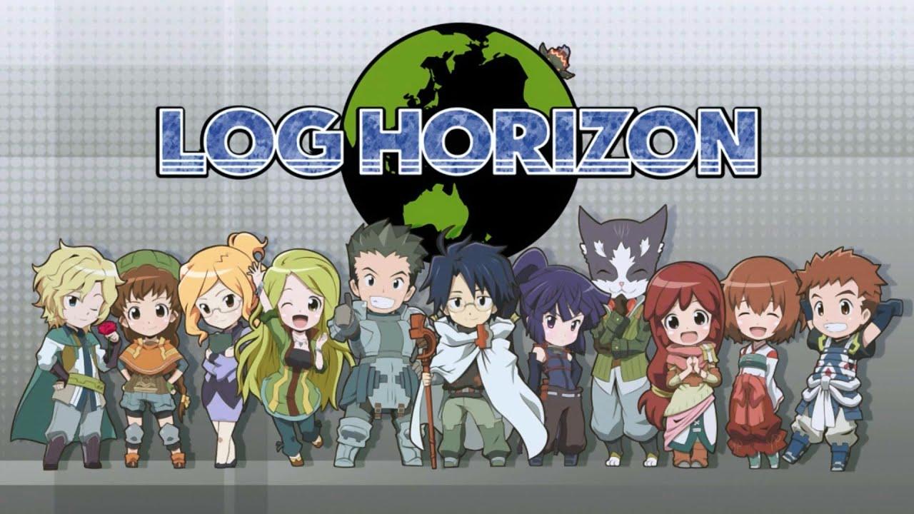 log horizon opening database