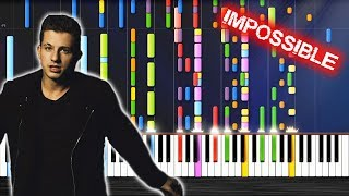 Charlie Puth - Attention - IMPOSSIBLE PIANO by PlutaX