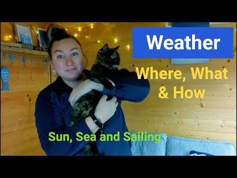 BASIC WEATHER   RYA SAILING   Where, What & How   Sun, Sea and Sailing
