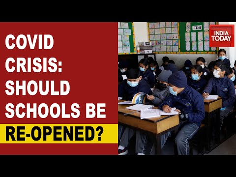 HRD Ministry Plans For Reopening Of Schools; Will Classrooms Be Safe? | 5ive Live