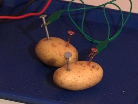 How To Make Your Own Potato Battery