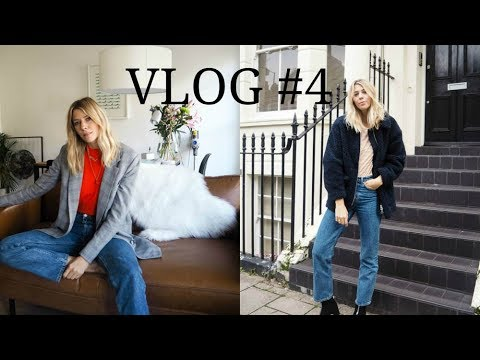 Weekly vlog #4 | Some exciting things, feeling very rough and a gorgeous hotel