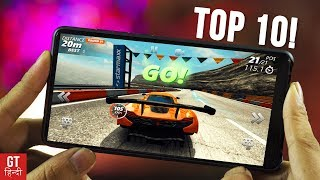 Top 10 NEW ANDROID RACING GAMES of 2018 | GT Hindi