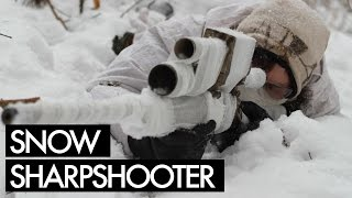 Snow Sharpshooter - Trapped in the Mountains