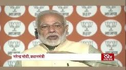 PM Modi calls for restraint on social media