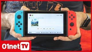 Nintendo Switch : 3 façons de jouer !