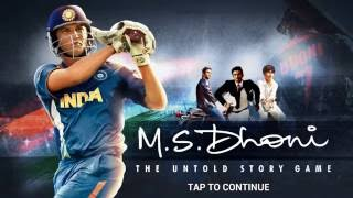 M.S.DHONI: The Untold Story Gameplay...(HD)