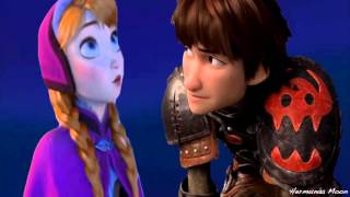 Anna + Hiccup • It