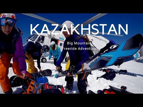 Big Mountain Freeride Kazakhstan