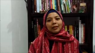 Alumni-Video Sely Martini aus Indonesien