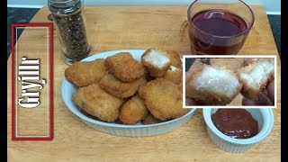Best Chicken Nuggets homemade recipe easy