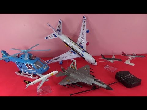 UNBOXING BEST TOYS :  DREAMLINER Boeing 787 Helicopter super toy A888 Airline plane RC control toy