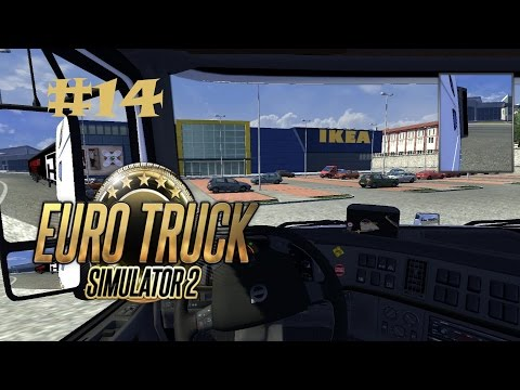 Euro Truck Simulator 2 – #14 – Home of the Flat-Pack (ProMod)