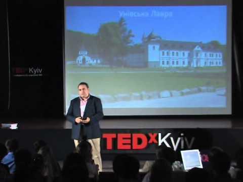 TEDxKyiv - Я.Грицак