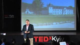 TEDxKyiv - Я.Грицак і Є.Глібовицький - Цінності України