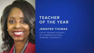 Scripps Howard Academic Awards 2020 Teacher / Administrator of the Year