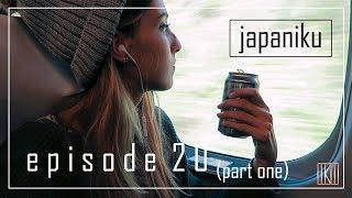Solo Trip to Japan: The Final Stop   Japaniku episode 20 - part 1 (Ikutree)