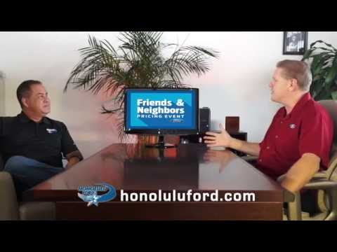 2015 Honolulu Ford Inside Deal