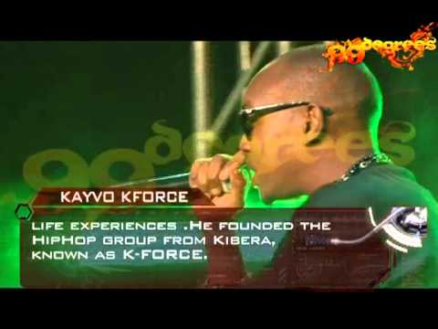 Kevoh K-Force perfoms 'East Africa Raps' on 99 Degrees