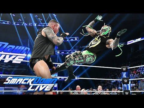 Randy Orton attacks an injured Rey Mysterio: SmackDown LIVE, Nov. 27, 2018 Mp3