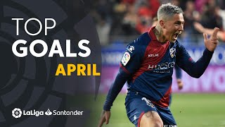 TOP 5 Goles Abril LaLiga Santander 2018/2019
