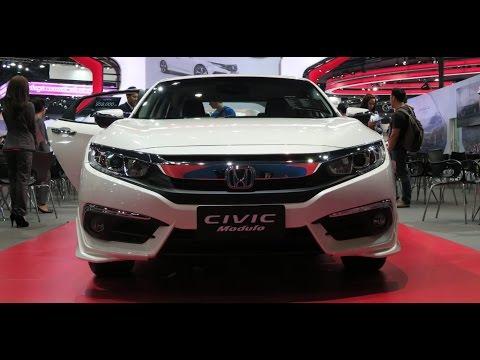 ภาพรถ+ราคา Honda All-New CIVIC 1.8 EL ในงาน Bangkok Motor Show 2016 THAILAND