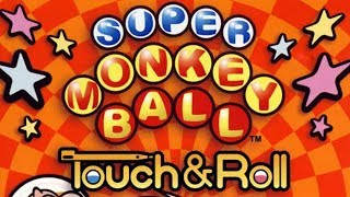 Super Monkey Ball Touch & Roll (DS) - Monkey Race