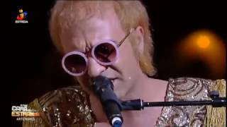 "David Antunes - Elton John ""Don´t let the sun go down on me"" - A tua cara não me é estranha - TVI"