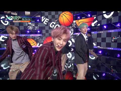 뮤직뱅크 Music Bank - WE GO UP - NCT DREAM.20180914