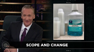Web Exclusive New Rule: Scope and Change | Real Time with Bill Maher (HBO)