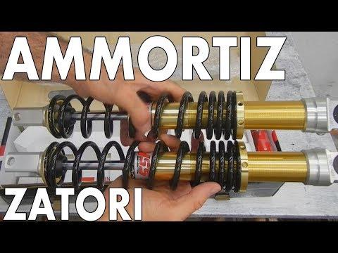 UNBOXING YSS AMMORTIZZATORI SH300 FORZA KIMCO....