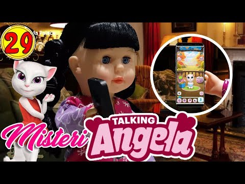 29 Misteri Talking Angela - Boneka Walking Doll Cantik Lucu -7L  b2060105c7
