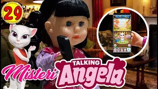 29 Misteri Talking Angela - Boneka Walking Doll Cantik Lucu -7L | B...