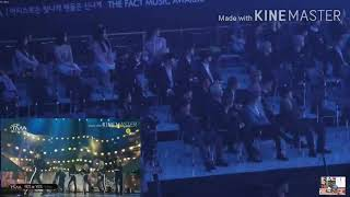 [240419] reaction : BTS, Stray Kids, Gfriend and many others to perform TWICE @THE FACT MUSIC AWARD