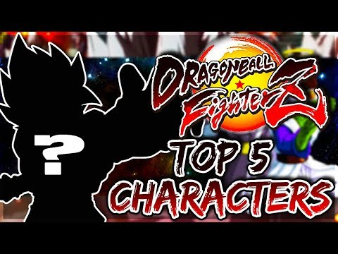 Dragonball FighterzTop 5 Characters That NEED to be in game When Released!