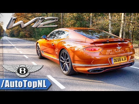 2019 Bentley Continental GT 6.0 W12 BiTurbo PURE SOUND & ONBOARD by AutoTopNL