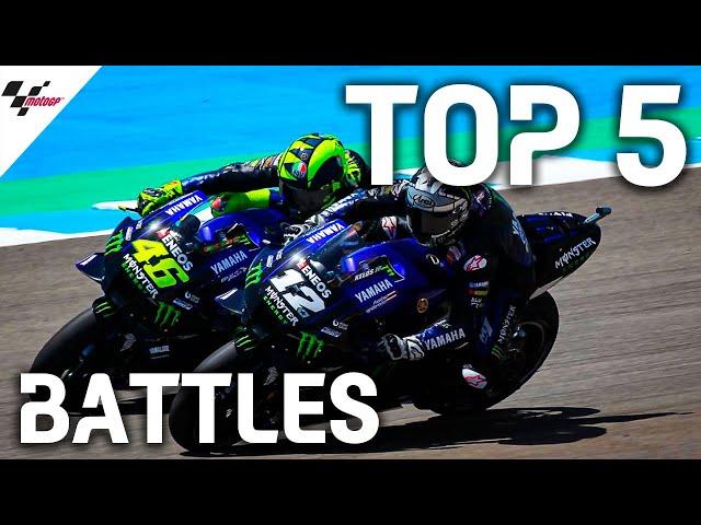 Top 5 Battles of 2020